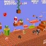Imprimibles: Papercraft Super Mario Bros