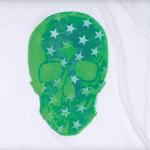 Tutorial: Estarcido textil combinando plantillas