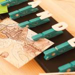 Tutorial: Colgador con pinzas DIY