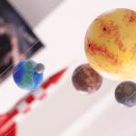 Proyecto Móvil Sistema Solar DIY para Astroafición