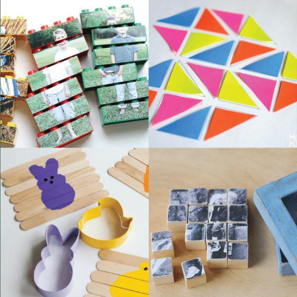 Portada puzzles diy - Puzzles decorativos ...