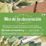 Talleres gratuitos en Leroy Merlín de Majadahonda #mesdeladecoracion