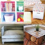 5 ideas DIY para hacer con cajas de madera