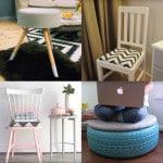 5 ideas para crear sillas DIY