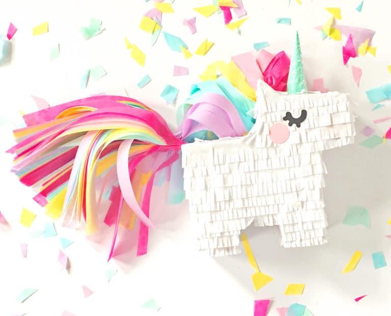 Como-hacer-una-piñata-de-unicornio-paso-a-paso-1-768x621