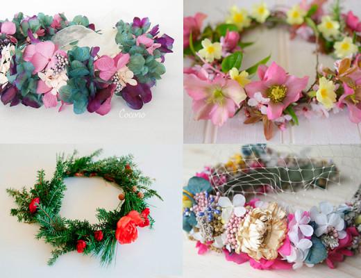 coronas-de-flores-preservadas-ideas-diy