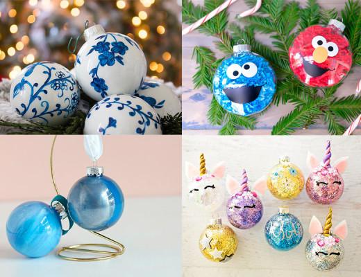 Bolas-de-navidad-manualidades-navideñas