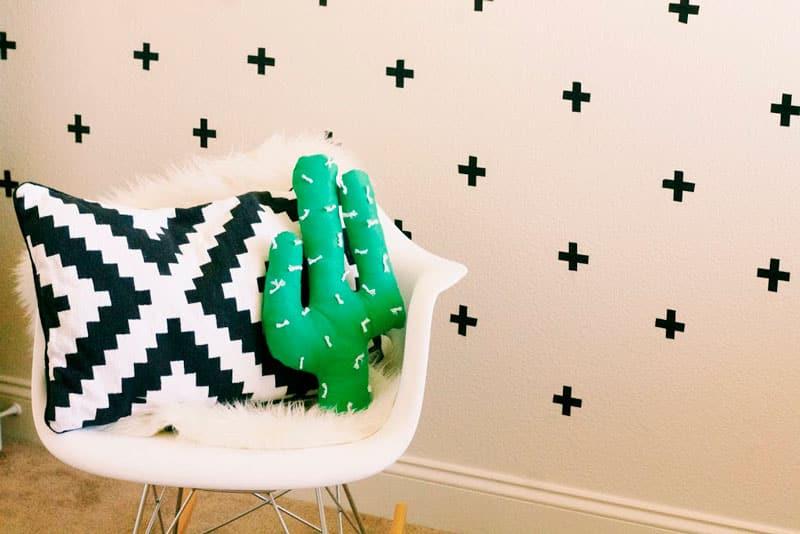 5 ideas de cojines DIY para un sofá bonito