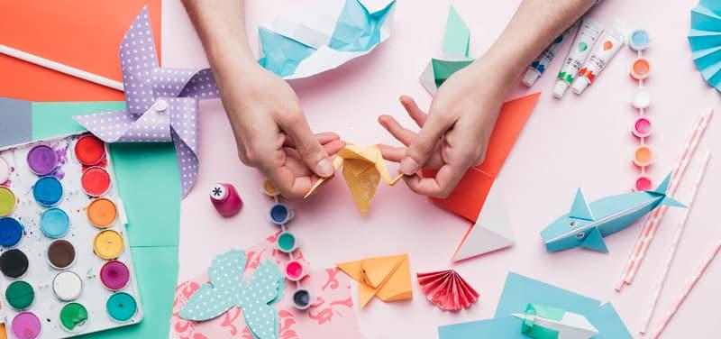 manualidades-con-papel-sostenible